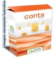 Software Gerenciador Financeiro- Multiempresa Conta Plus