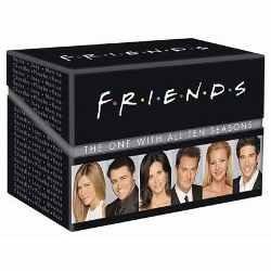 Serie Completa De Friends