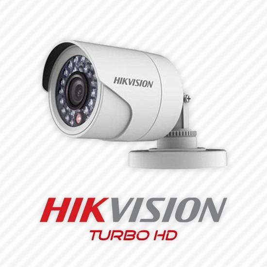 Câmera De Segurança Hd-tvi 4x1 1080p 2 Mp 2,8mm Hikvision