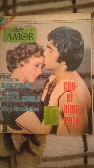 Carlos Reynoso, Connie De La Mora En: Fotonovela Dulce Amor