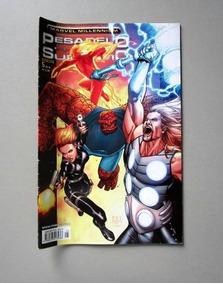 Revista Pesadelo Supremo - Marvel Millennium #5