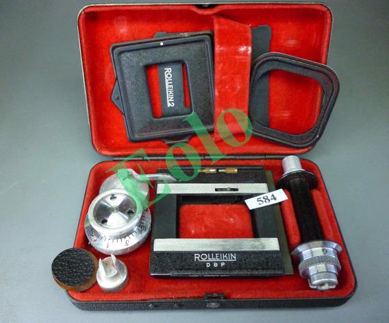 Rolleikin P/ Rolleiflex Rolleicord - Use 35mm Em Sua Rollei