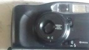 Máquina Fotografica Yashica Lens Kyocera
