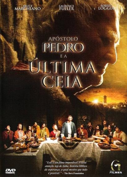 O Apóstolo Pedro E A Última Ceia - Dvd - Graça Filmes Origin