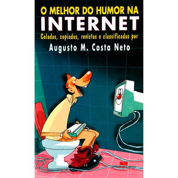 Livro Melhor Do Humor Na Internet