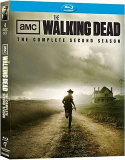The Walking Dead Segunda Temporada Bluray Nueva Dvd
