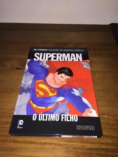 Hq Superman O Ultimo Filho Dc Eaglemoss
