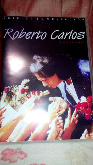 Dvd Roberto Carlos Importado Ao Vivo Show No Chile