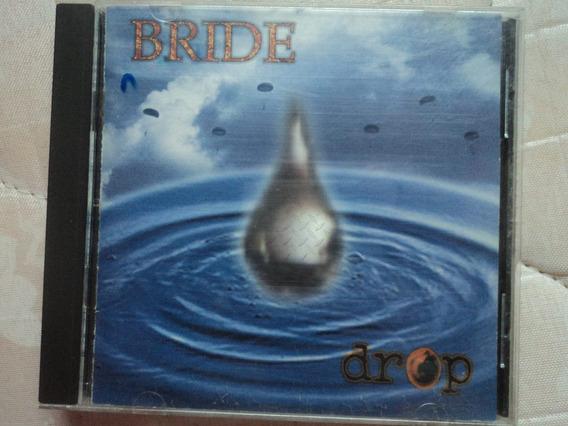 Cd Bride - Drop - Rock Gospel White Metal Original