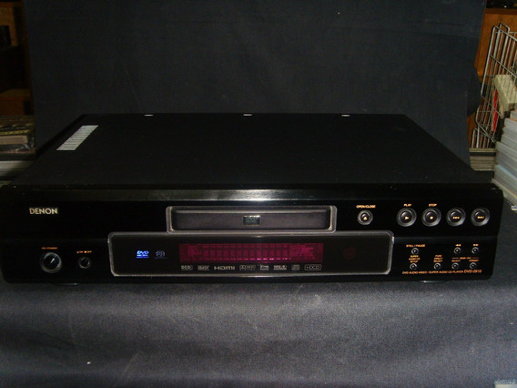 Denon - Dvd Audio Video Super Audio Cd Player Dvd - 2910