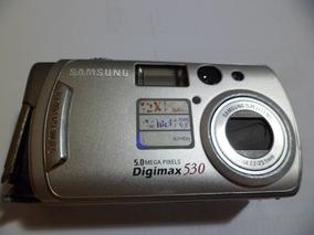 Camera Digital Samsung Digimax 530
