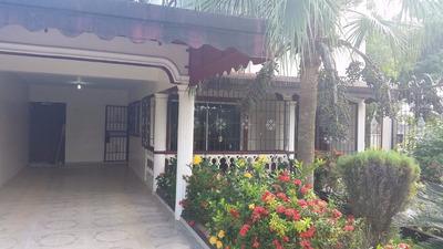 Casa De Dos Niveles En Hato Nuevo En Km 22 Aut. Duarte