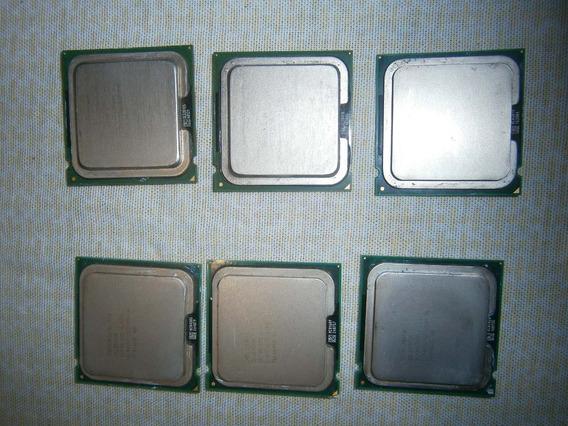 Lote De 6 Processadores Intel Serie D E Celeron 430 + Brinde