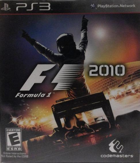 Formula 1 2010 Ps3