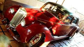 Riley 1948 Rma Motor 1500 Cc Unico 25 Años De Restauracion