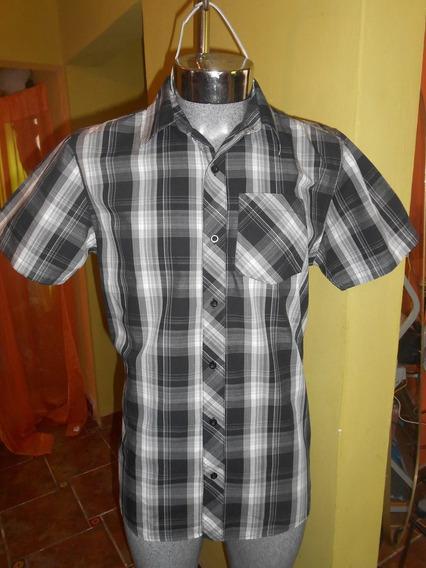 Camisa Empyre Manga Corta Talla M