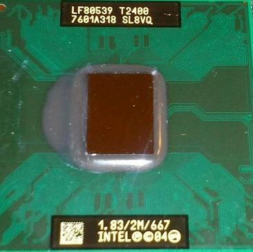 Processador Intel Core Duo T2400