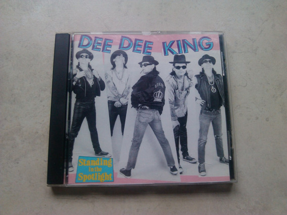 Dee Dee Ramone Standing In The Spot Cd Usa Impecable Ramones