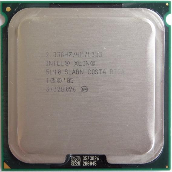 Processador Xeon 5140 2.33ghz Dl360 380 G5 X3650 2900 2950