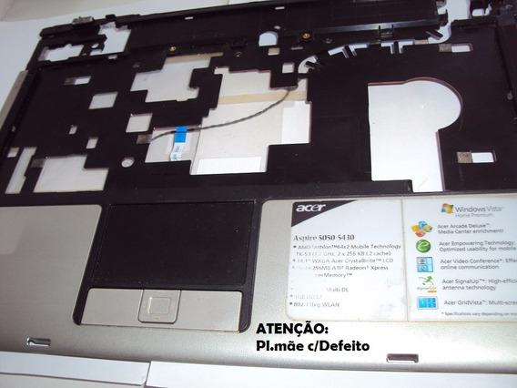 Notebook Acer Aspire 5050-5430 -partes E Peças-consulte