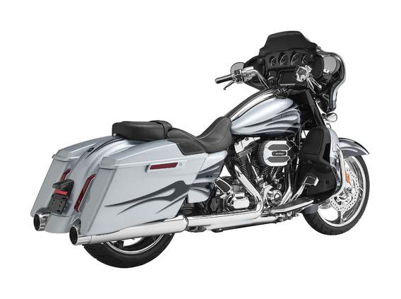Balanceamento Sem Chumbo Harley Davidson Cvo Street Glide