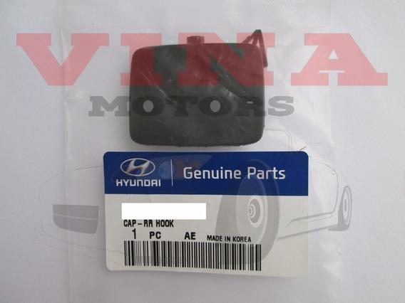 Tampa Reboque Parachoque Traseiro Original Hyundai I30 10-12