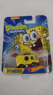 Hot Wheels - Bob Esponja