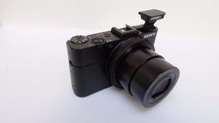 Camara Semiprofesional Sony Dsc-rx100m2 Como Nueva En Caja.