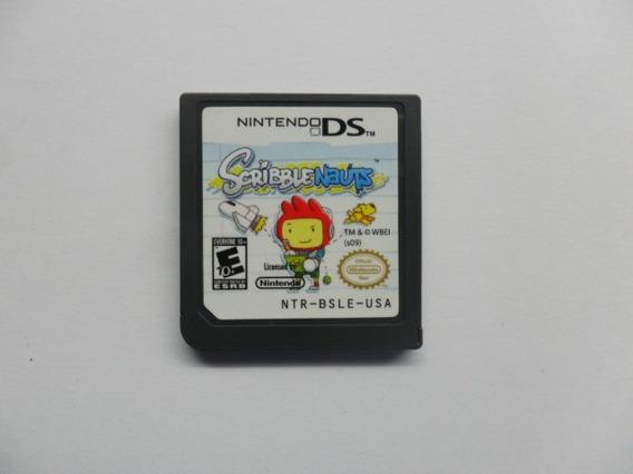 Frete Grátis Scribblenauts Nintendo Ds