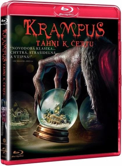 Blu-ray Krampus - O Terror De Natal - Dublado - Lacrado