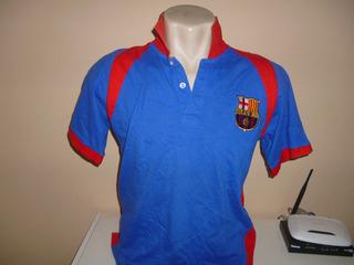 Camisa Do Barcelona De Passeio