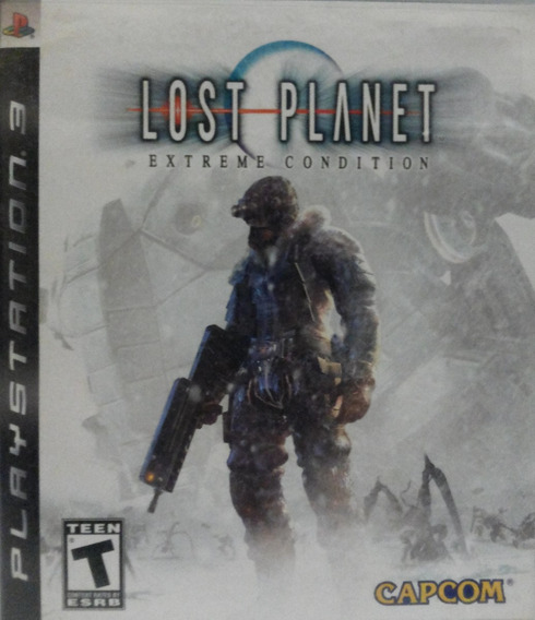 Lost Planet Extreme Condution Ps3