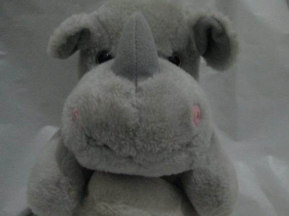 Rinoceronte Parmalat Anos 90 Usado Bb072