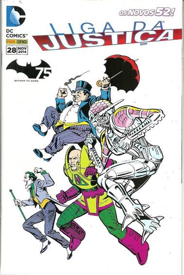 Liga Da Justiça 28 2ª Serie Capa Ccxp - Bonellihq Cx115 I19