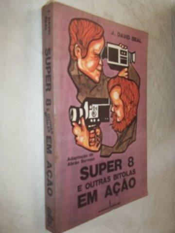 * Livro - Super 8 Em Ação - Literatura Estrangeira