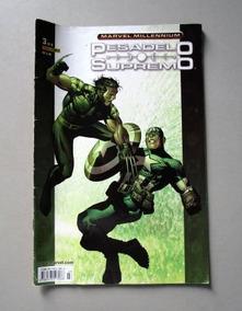 Revista Pesadelo Supremo - Marvel Millennium #3