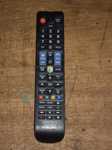 Control Remoto Genérico Nuevo Para Smart Tv 3d Samsung S/15