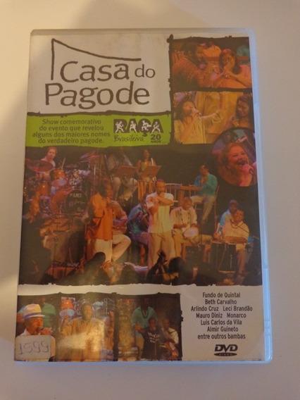 Dvd Casa Do Pagode