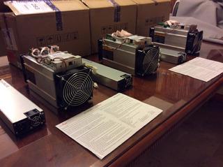 Antminer S7 Batch 10 En Las Cajas Con Psu 1600w Incluidos!