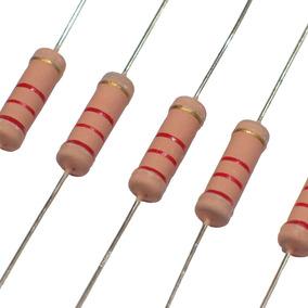 Kit 50 Peças * Resistores De Potência 3w Escolha Os Valores