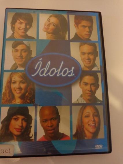 Dvd Ídolos
