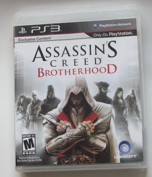 Ps3 Assassins Creed - Brotherhood