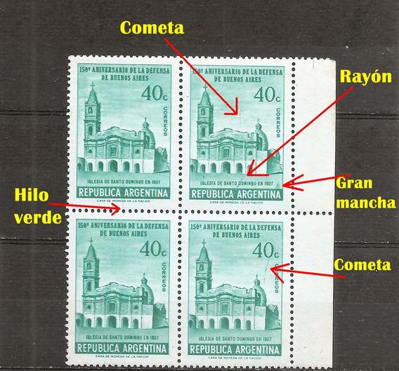 Argentina Gj 1082 Variedades Normal Mt 576 Rara Joya!!!