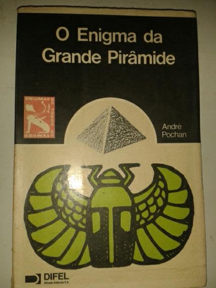 Livro O Enigma Da Grande Pirâmide
