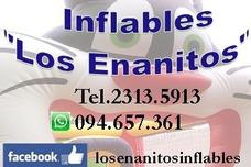 Castillos Inflables, Cama Elástica, Algodón, Futbolito Tejo.