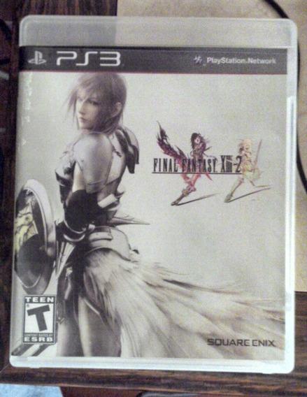 Ps3 Jogo Final Fantasy 13 Xiii Parte 2