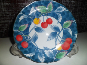 Lindo Prato Em Porcelana Royal Chinesa