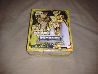 Cavaleiros Do Zodiaco Shaka De Virgem Cloth Myth Bandai