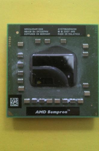 Imagen 1 de 3 de Procesador Laptop Amd Sempron Si-42 2.1 Ghz Smsi42sam12gg