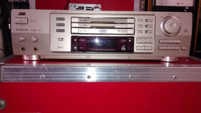 Dvd/cd Player Jvc Xv-m567 Multicanal Karaoke Entrada 2 Mic